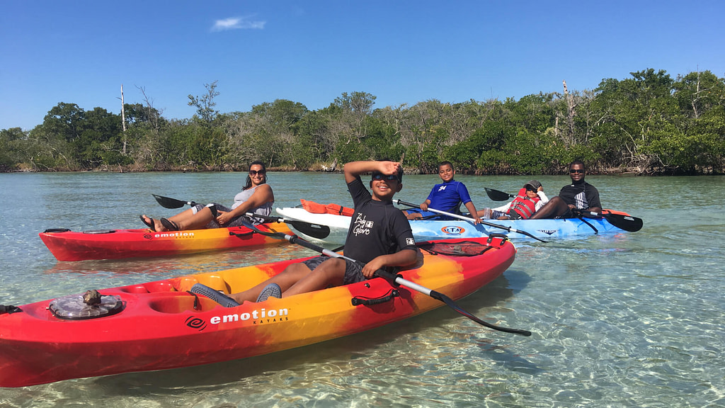 Kayak Rentals and Guided Eco Tours with SUP Englewood