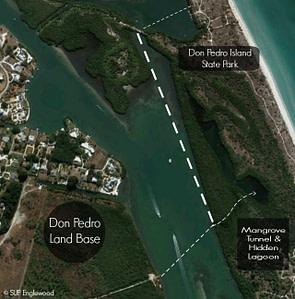 Don Pedro Island Map
