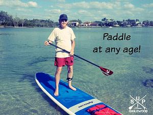 Paddle at any age