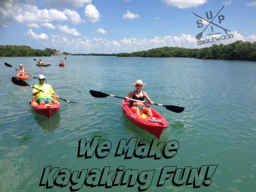Kayaking Eco Tours in Englewood