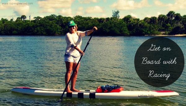 Nicole Killian Certified Paddle Board Instructor in Englewood Florida