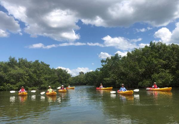 Kayak Rentals with SUP Englewood