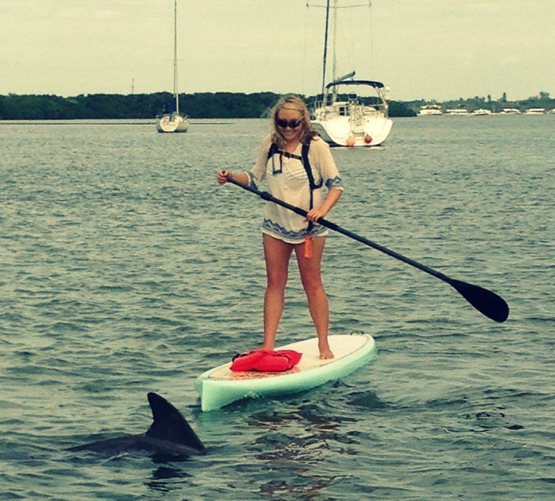 Learn About SUP Englewood and meet the Founder Nicole Killian